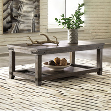 Altair Pine Wood Coffee Table