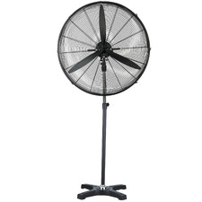 Pakenham Metal Pedestal Fan