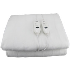 Solid Electric Blanket