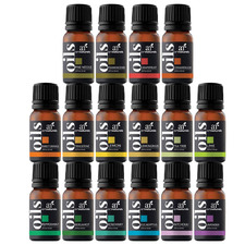 16 Piece Pure Essential Oil Set
