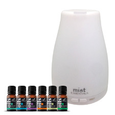Sake Mist Essentials Diffuser with Essential Oils