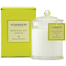 Montego Bay (Coconut Lime) Triple Scented Candle
