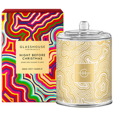 Night Before Christmas Candle - Dancing Sugar Plums