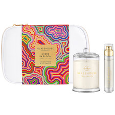 3 Piece Kyoto in Bloom Fragrance Set - Camellia & Lotus
