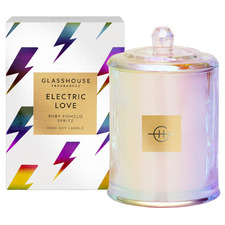 380g Electric Love Triple Scented Candle
