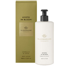 400ml Kyoto In Bloom Body Lotion
