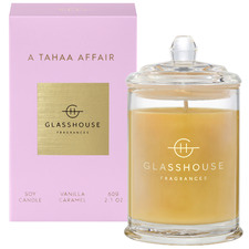 A Tahaa Affair Soy Scented Candle