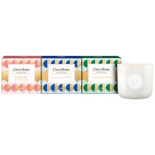3 Piece 60g Mini Scented Soy Candle Set