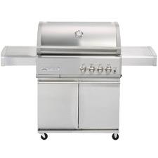 Crossray Infrared 4 Burner Trolley BBQ Grill
