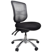 Buro Metro Aluminium Base Office Chair