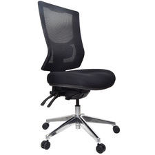 Buro Metro II High-Back Aluminium Base Office Chair