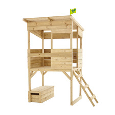 TP Toys Wooden Treetop Tower Playhouse Set
