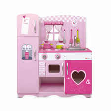 Kids' Pink Classic World Kitchen Set