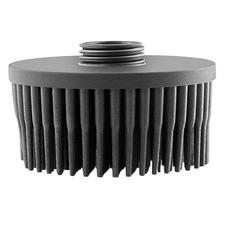 Black Dishwashing Replacement Brush Head