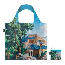 2 Piece Calypso Island Shopping Bag & Pouch Set