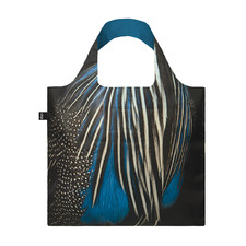 2 Piece Guineafowl Shopping Bag & Pouch Set