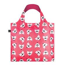 2 Piece Sumo Shopping Bag & Pouch Set