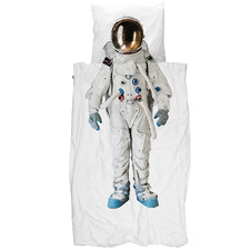 Astronaut Cotton Quilt Cover Set