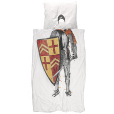 Knight Cotton Quilt Cover Set