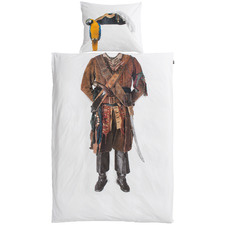 Pirate Cotton Quilt Cover Set