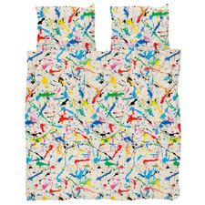 Splatter Cotton Quilt Cover Set