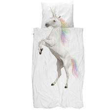 Unicorn Cotton Quilt Cover Set