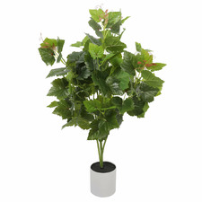 70cm Potted Faux Grapevine Tree