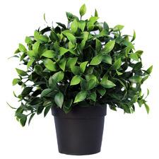 20cm Potted Faux Jasmine Plant