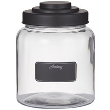 2.6L Glass Canister