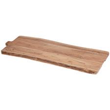 Knoll Live Edge 100cm Acacia Wood Serving Board