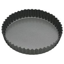 Loose Base 20cm Round Non-Stick Quiche Tin