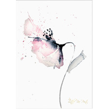 Poppy I Unframed Paper Print