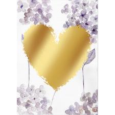 Loveheart Unframed Paper Print