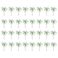 32 Piece Palm Tree Wall Decal Set