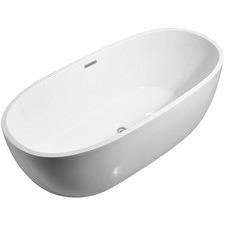 Ally Acrylic Freestanding Bath