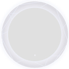 Soho Round LED Bathroom Wall Mirror