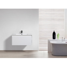 Prado Wall Mounted Bathroom Vanity Unit