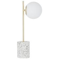 Anais Terrazzo & Metal Table Lamp