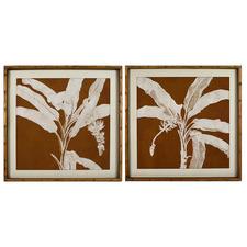 Davis Framed Printed Wall Art Diptych