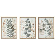 Alinta Framed Printed Wall Art Triptych