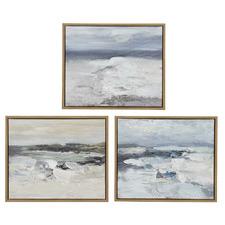 Islay Framed Canvas Wall Art Triptych