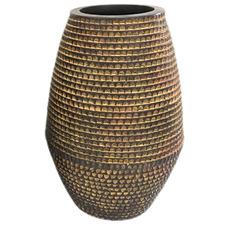 Rust Jibari Vase