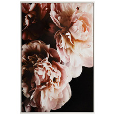 Blossoming Framed Canvas Wall Art