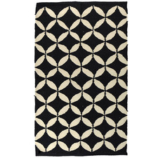 Diamond Eye Cotton Rug