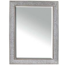 Whitewash Arya Rectangular Wall Mirror