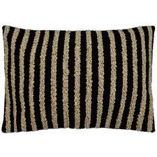 Stripe Bengal Rectangular Cotton-Blend Cushion