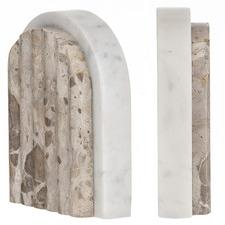 Carprani Marble Bookends (Set of 2)