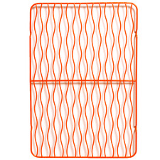 Orange Cool Steel Cake Cooling Rack