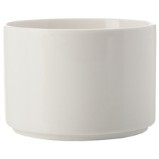 White Epicurious 10cm Porcelain Ramekins (Set of 6)