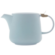 Cloud Tint 600ml Porcelain Teapot with Infuser